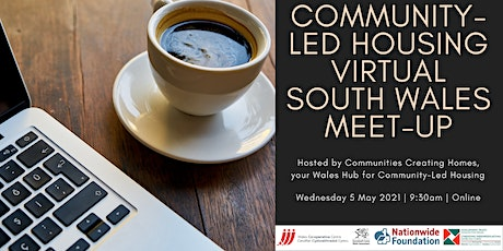 Community-Led Housing Virtual South Wales meet-up tickets