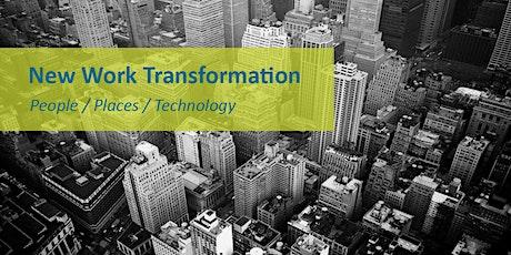 New Work Transformation – Best Practices Tickets