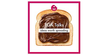 FGA TALKS   Gelato e cucina, gusti gastronomici e gusti da gelateria biglietti