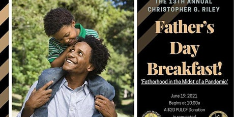 13th Annual Christopher G. Riley Father's Day Breakfast tickets