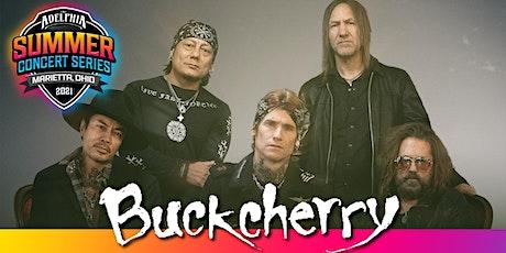 The Adelphia Summer Concert Series Presents: Buckcherry tickets