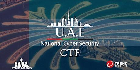 UAE National Cybersecurity CTF 2021 biglietti
