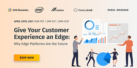Give Your Customer Experience an Edge: Why Edge Platforms are the Future biglietti