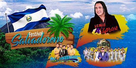 Festival Salvadoreño en Rio Bravo North Dallas tickets