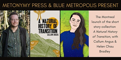 Canadian launch of A Natural History of Transition by Callum Angus tickets