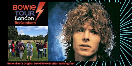 Beckenham's Original David Bowie Musical Walking Tour tickets