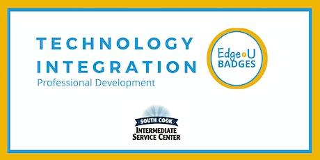 Technology Integration: Edge•U Badges for Professional Development (06910) tickets