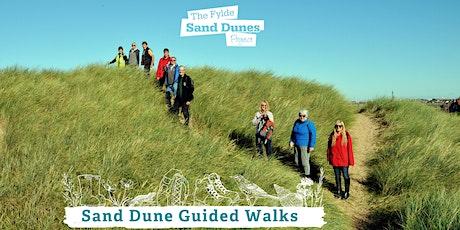 Fylde Sand Dunes Guided Walk tickets