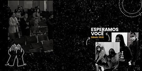 Culto de Jovens Batista Vida Nova  -  24/04/2021 ingressos