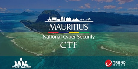 Mauritius National Cybersecurity CTF 2021 tickets