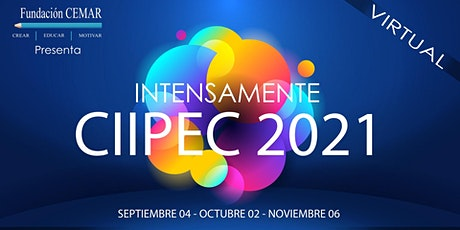 CIIPEC 2021 - INTENSA MENTE (SEPT. 4 - OCT. 2 - NOV. 6) - INSCRIPCÓN ABRIL boletos