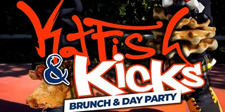 #DMG presents #Katfish&Kicks Brunch And Day Party @ Bar 2200 tickets