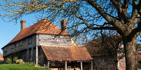 Timed entry to Smallhythe Place (1 May - 2 May) tickets