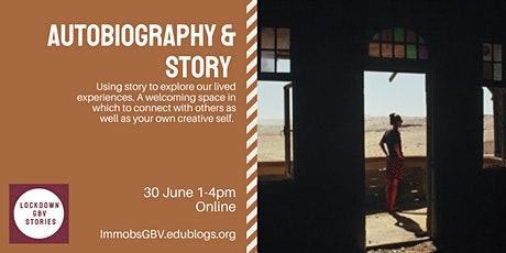 Autobiography and Story - Creative workshop for women who live in the UK tickets