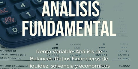 Curso Análisis Fundamental: Análisis de Balances entradas