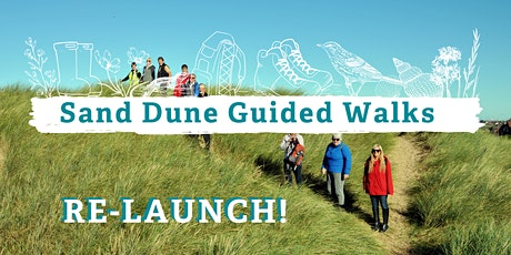 Fylde Sand Dunes Guided Walk RE-LAUNCH tickets