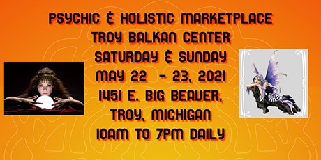 Rock Your World Psychic & Holistic 2 Day Marketplace May 22 & 23, 2021 tickets