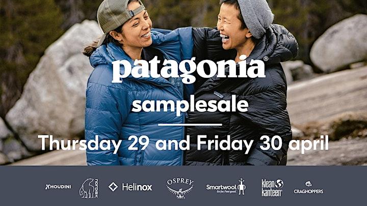 Afbeelding van Patagonia® sample sale (29/04 - 30/04/2021)