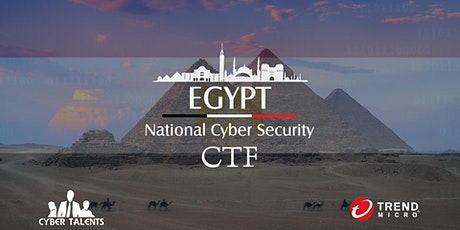 Egypt National Cybersecurity CTF 2021 tickets