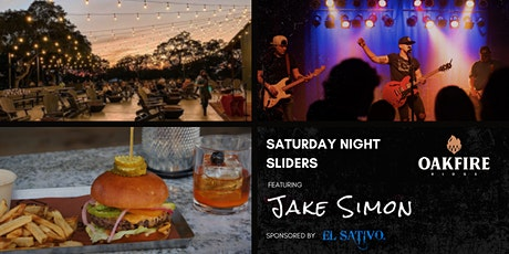 SATURDAY NIGHT SLIDERS FEATURING JAKE SIMON | BULVERDE, TX tickets