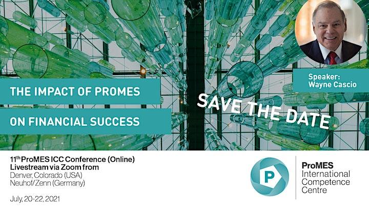 ProMES ICC Digital Conference 2021 image