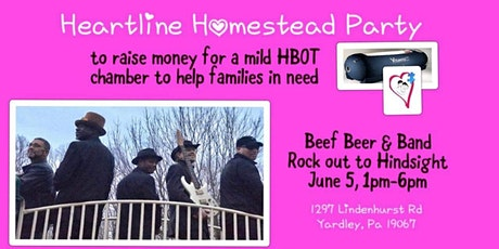 Heartline Homestead Party tickets