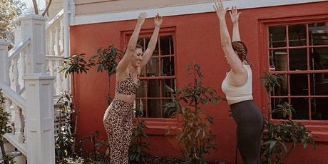 Pilates & Prosecco at Femme x Columbia tickets