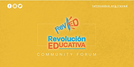 RevED Community Forums tickets