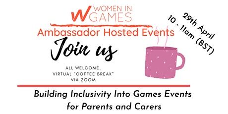 Women In Games Ambassador Event with Emma Cowling tickets
