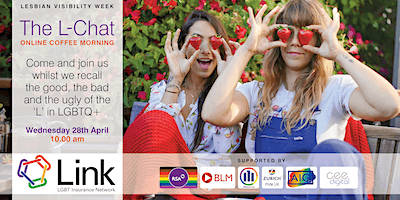 The L-Chat | Lesbian Visibility Week  | Online Coffee Morning