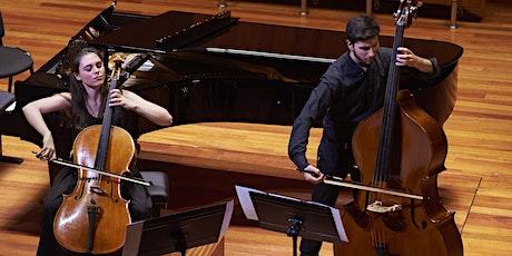 Conciertos de Primavera. Cátedra de Piano Fundación Banco Santander entradas