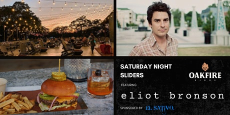 SATURDAY NIGHT SLIDERS FEATURING ELIOT BRONSON | BULVERDE, TX tickets