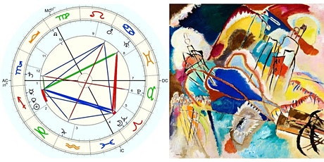 Astro Art: How Your Chart Can Inform Your Artistic Expression! tickets