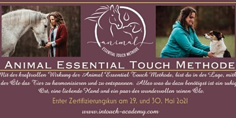 Animal Essential Touch Methode - Zertifizierungskurs Tickets