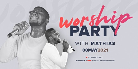 Worship Party with Mathias tickets