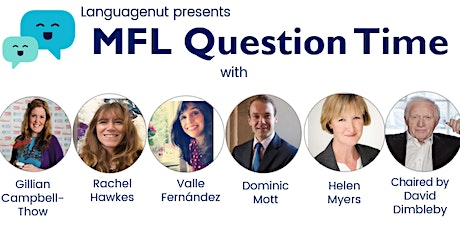 Languagenut presents: MFL Question Time tickets