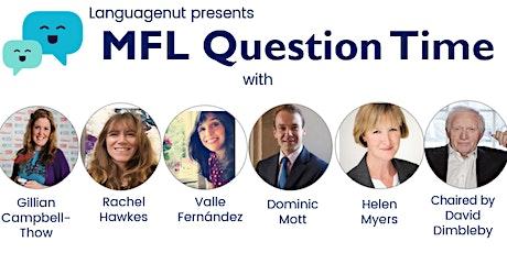Languagenut presents: MFL Question Time biglietti