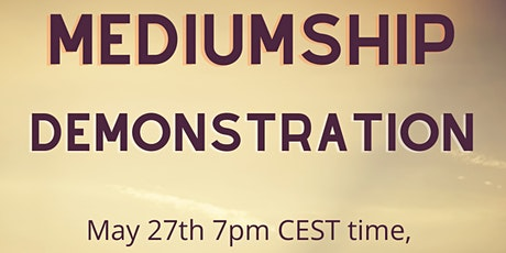 Mediumship Demonstration by Advanced Circle Mediums tickets