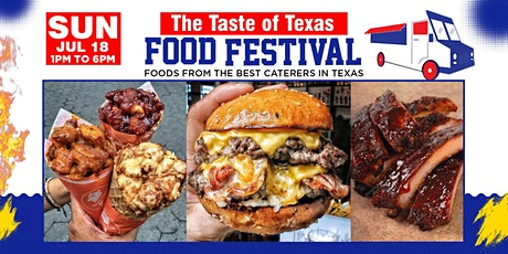 Taste of Texas Food Festival -DFW tickets