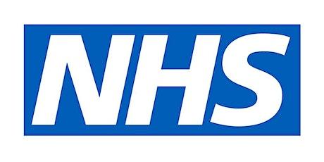 Week Commencing Monday 21st JUNE 2021 - ENDOSCOPY Patient Swabbing tickets