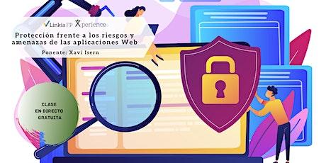 Protección frente a los riesgos y amenazas de las aplicaciones Web entradas