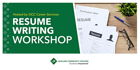 Resume Writing Workshop tickets