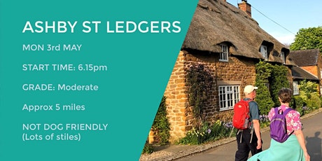 ASHBY ST LEDGERS | 5 MILES | MODERATE | NORTHANTS tickets