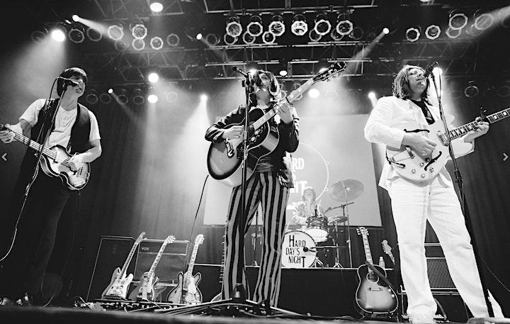 Hard Days Night- Beatles Tribute image