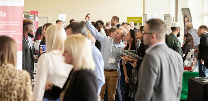The Midlands Business Network Expo  2021 image