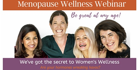 Hormone Havoc: Managing Menopause tickets