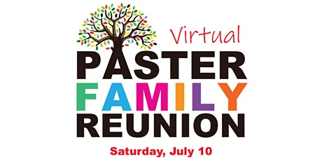 Virtual Paster  Family Reunion tickets