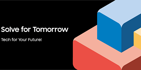 Digitaler Workshop | Solve for Tomorrow: Tech for Your future tickets