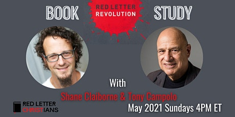 Red Letter Revolution Book Study tickets