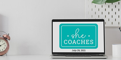 She Coaches Virtual Workshop 2021 tickets